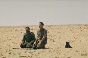 Praying Desert